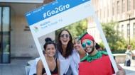 Social Guerrilla Promo #Go2Gro